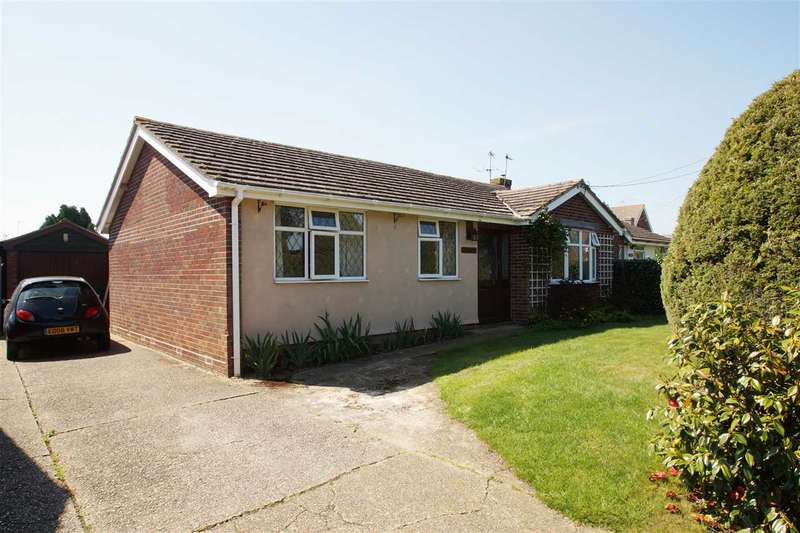 3 Bedrooms Bungalow for sale in Okamee, Cage Lane, Boxted, Colchester