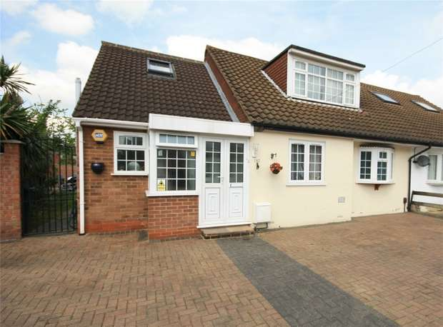 5 Bedrooms Semi Detached House for sale in Hatton Road, Bedfont, Feltham, Middlesex