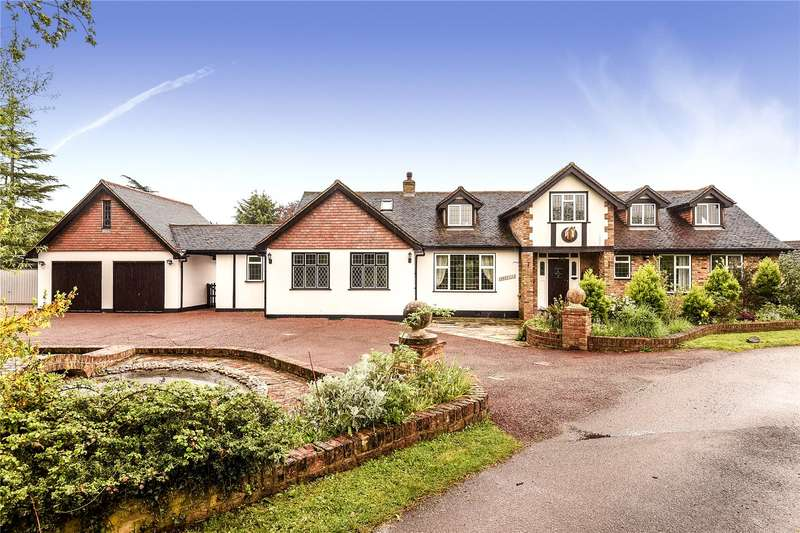 5 Bedrooms House for sale in Anneville, Tile Kiln Lane, Ickenham, Middlesex, UB9