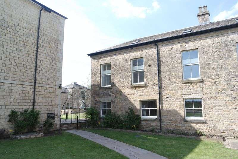3 Bedrooms Semi Detached House for sale in The Stables, Berry Hill Hall, Berry Hill Lane, Mansfield