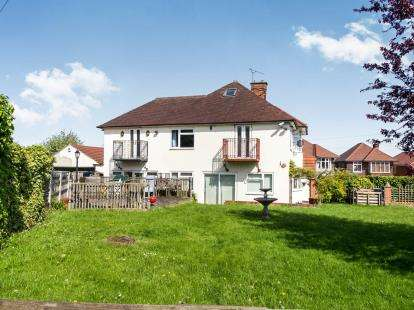 5 Bedrooms Detached House for sale in Greenhill Crescent, Carlton, Nottingham
