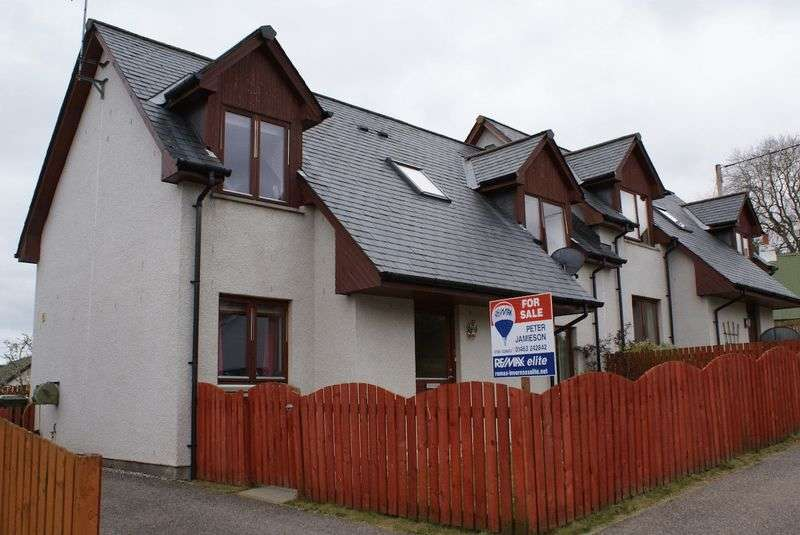 3 Bedrooms Semi Detached House for sale in Quick sale 3 Bedroom family home Post Office Brae, Kiltarlity