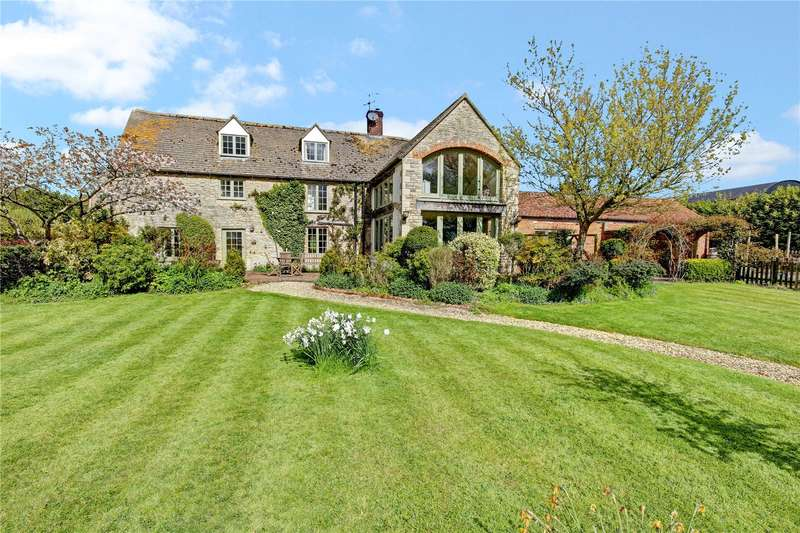 6 Bedrooms Detached House for sale in Little Somerford, Chippenham, Wiltshire, SN15