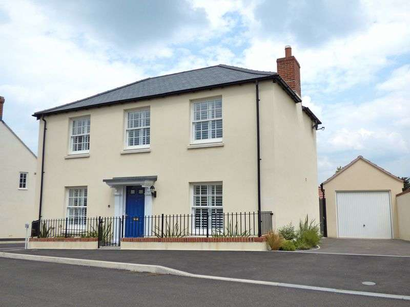 3 Bedrooms Detached House for sale in Maryland Avenue, Tisbury