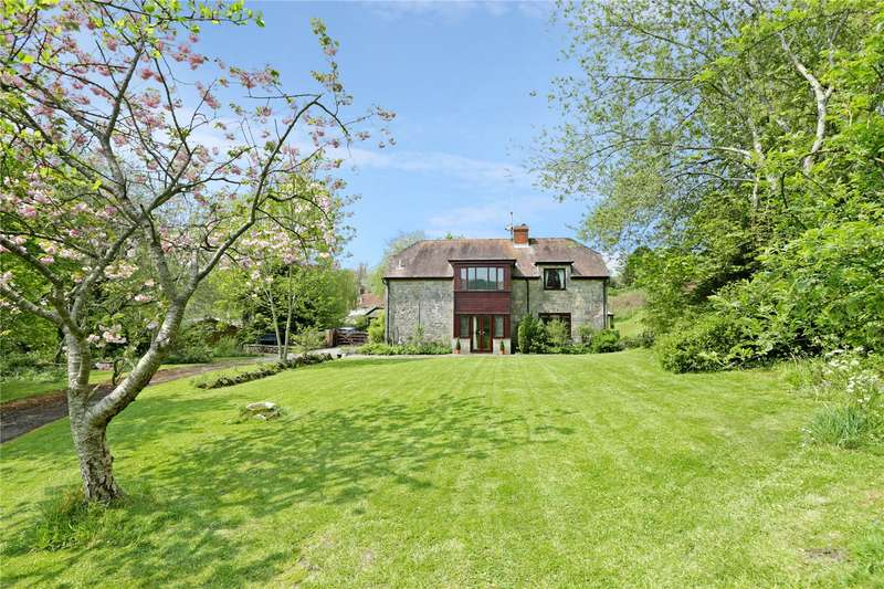 5 Bedrooms Barn Conversion Character Property for sale in Compton Abbas, Shaftesbury, Dorset, SP7