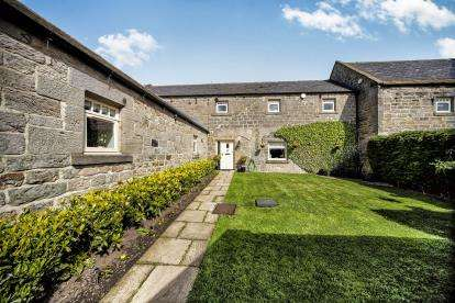 4 Bedrooms Barn Conversion Character Property for sale in East Heddon Farm, Heddon On The Wall, Newcastle Upon Tyne, Northumberland, NE15