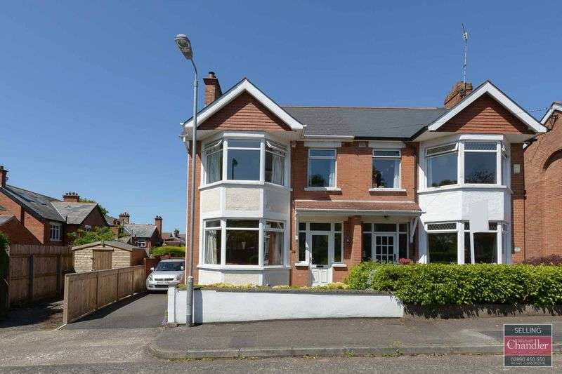 4 Bedrooms Semi Detached House for sale in 14 Earlswood Park, Belfast, BT4 3ED