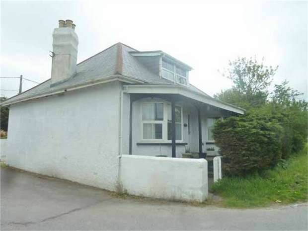 3 Bedrooms Detached Bungalow for sale in Camelford, Otterham Station, Camelford, Cornwall