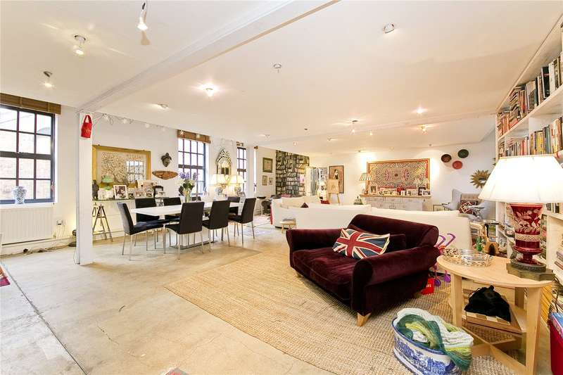 2 Bedrooms Flat for sale in Mount Pleasant Hill, Clapton, E5
