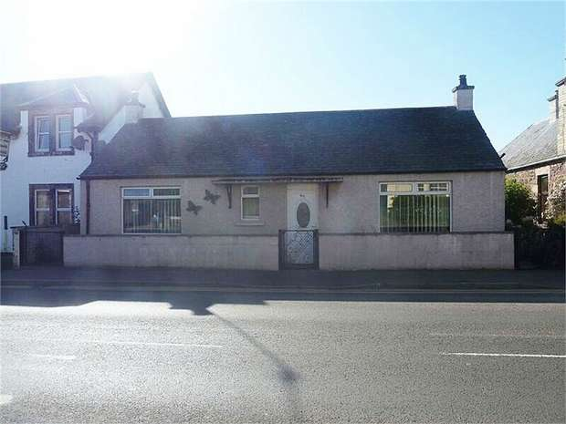 2 Bedrooms Cottage House for sale in Perth Street, Blairgowrie, Perth and Kinross