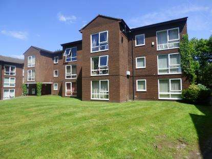 Flat for sale in Spathfield Court, Holmfield Close, Heaton Norris, Stockport
