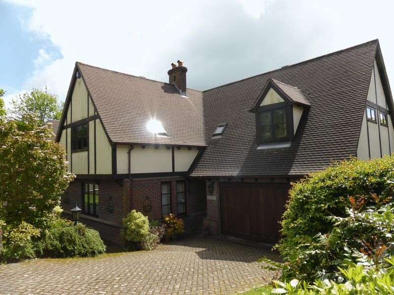 4 Bedrooms Detached House for sale in 8 Knights Court, Lostwithiel