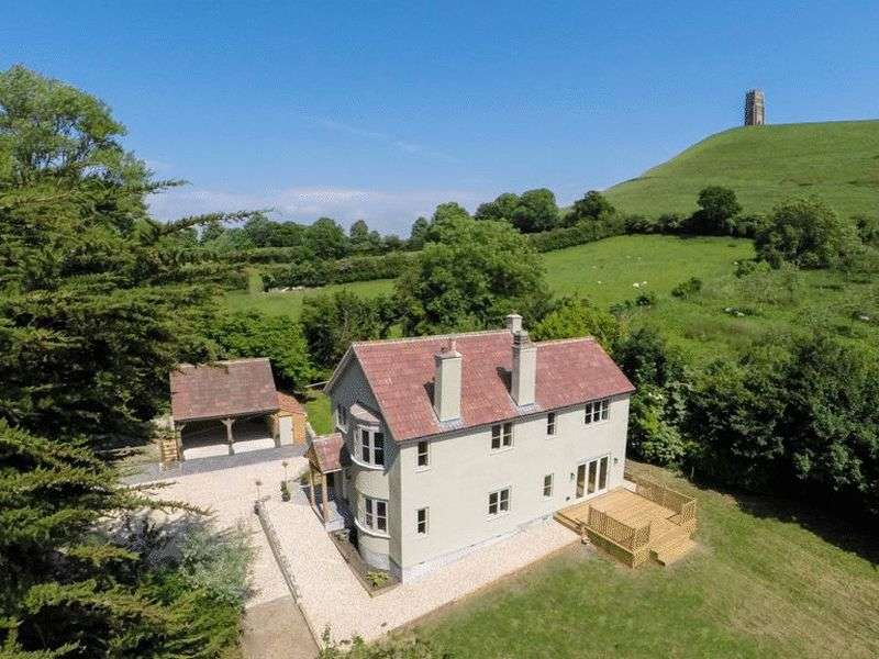 4 Bedrooms Property for sale in Wellhouse Lane, Glastonbury