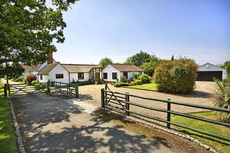 4 Bedrooms Semi Detached House for sale in Birch Green, Nr. Hertford, Hertfordshire