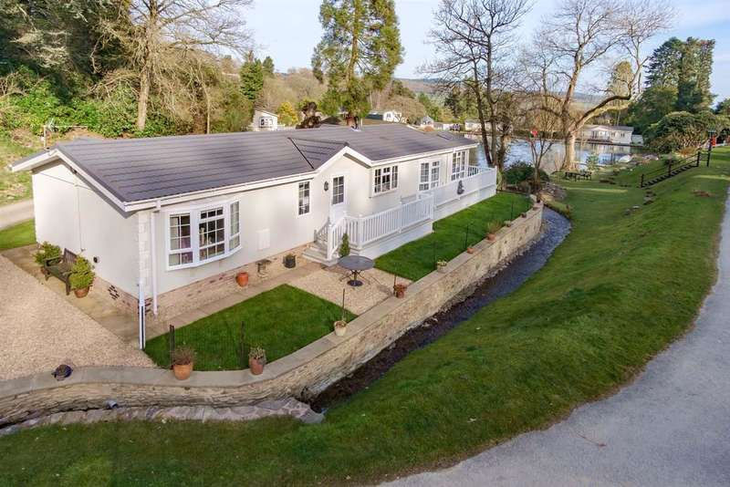 3 Bedrooms Park Home Mobile Home for sale in The Marches, Norton Manor Park, Presteigne