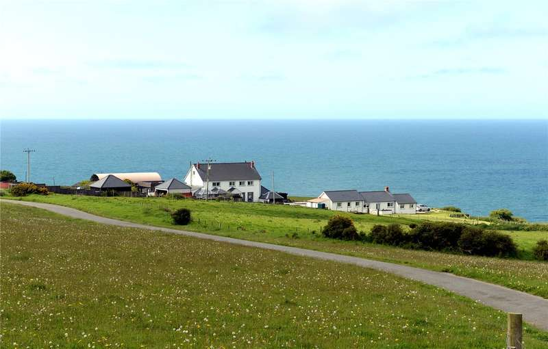5 Bedrooms Farm House Character Property for sale in Nantmawr, Ferwig, Cardigan, Cardiganshire