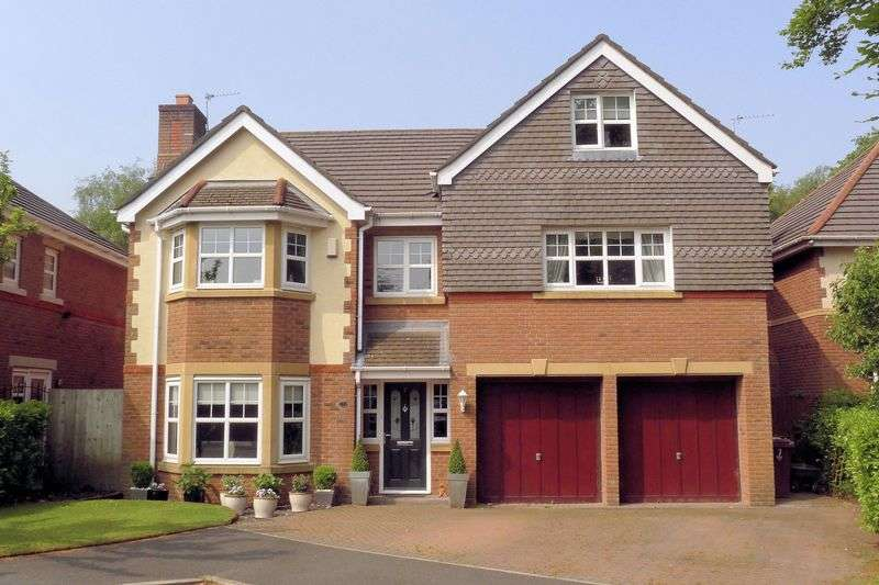6 Bedrooms Detached House for sale in Regents Hill, Lostock, Bolton