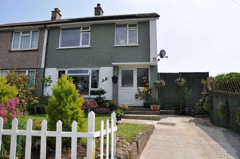3 Bedrooms Semi Detached House for sale in Hyatts Wood Road, Backwell