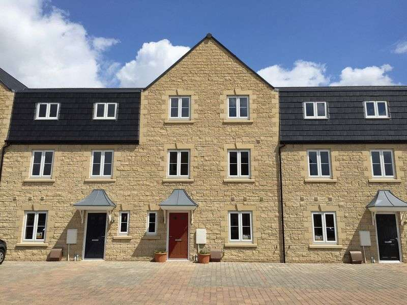 4 Bedrooms House for sale in Off Radcliffe Road, Stamford, Lincolnshire