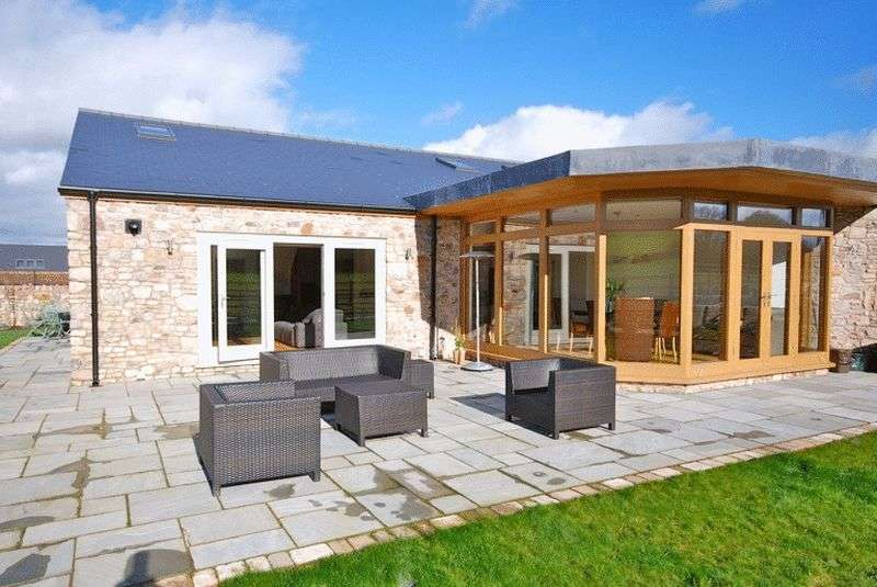 4 Bedrooms Terraced House for sale in Dulcote, Wells