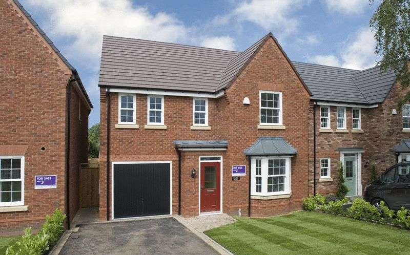 4 Bedrooms Detached House for sale in Plot 2 The Greyhound, Swindon