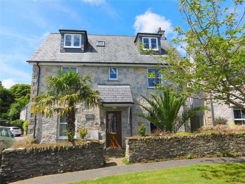 5 Bedrooms Detached House for sale in Fulmar Close, Saltings Reach, Lelant