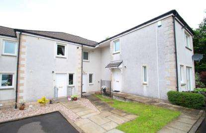 3 Bedrooms Terraced House for sale in Barrington Gardens, Beith