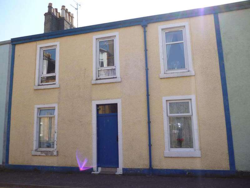 1 Bedroom Flat for sale in Barend Street, Millport,The Isle of Cumbrae.
