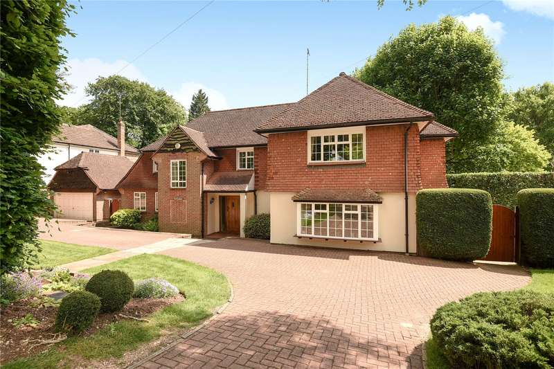 5 Bedrooms House for sale in The Clump, Rickmansworth, Hertfordshire, WD3