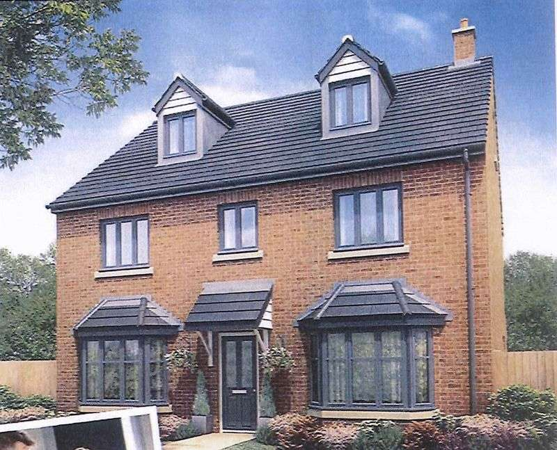 5 Bedrooms Detached House for sale in Wall Close, Lawley, Telford, Shropshire.