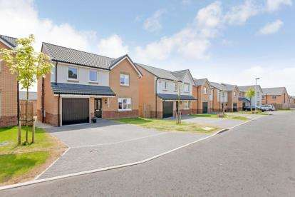 4 Bedrooms Detached House for sale in Millbank Circle, Bishopton, Renfrewshire