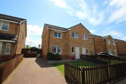 3 Bedrooms Semi Detached House for sale in Barshaw Road, Glasgow, Lanarkshire