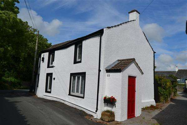 4 Bedrooms Detached House for sale in JARRETT HOUSE, 80 HIGH BRIGHAM, Cockermouth