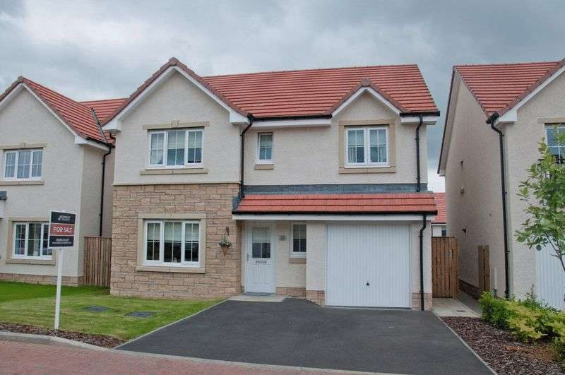 4 Bedrooms Detached House for sale in Scholars Road, Alloa