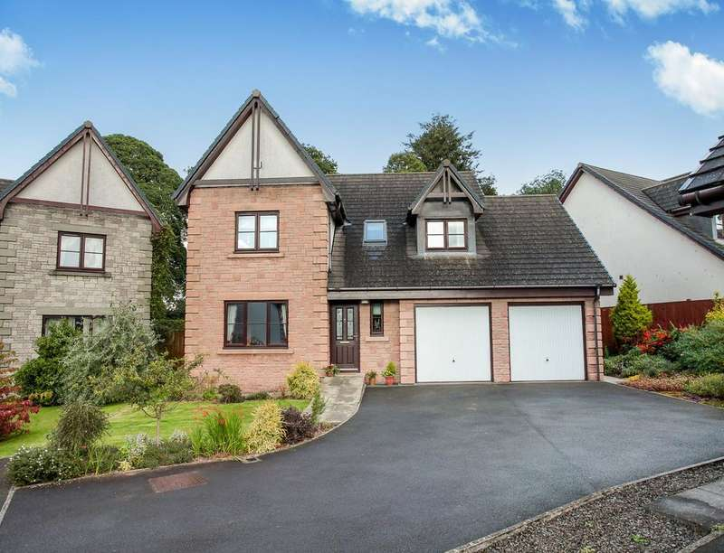 4 Bedrooms Detached House for sale in Greenpark Lane, Lockerbie, DG11