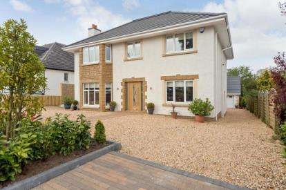 5 Bedrooms Detached House for sale in Dunolly Drive, Newton Mearns