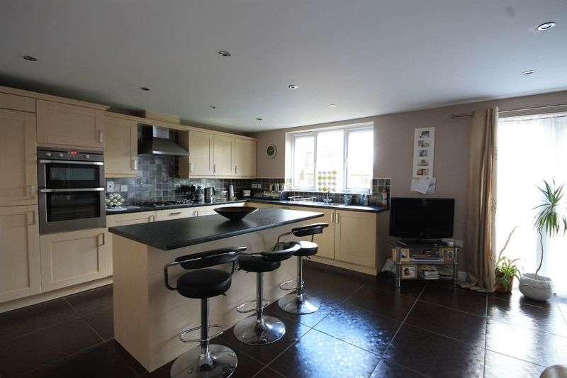 5 Bedrooms Detached House for sale in ORLANDO COURT, CHELLASTON