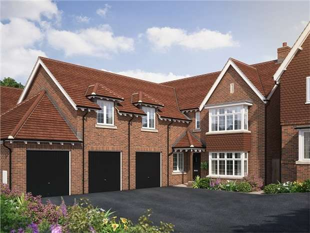 5 Bedrooms Detached House for sale in THE RAMSEY, Wychbury Fields, Kidderminster Road