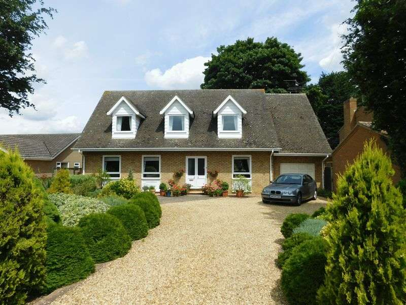 4 Bedrooms Detached House for sale in Peakirk Road, Deeping Gate