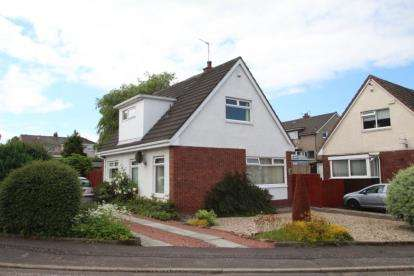 3 Bedrooms Detached House for sale in Simons Crescent, Kilmarnock