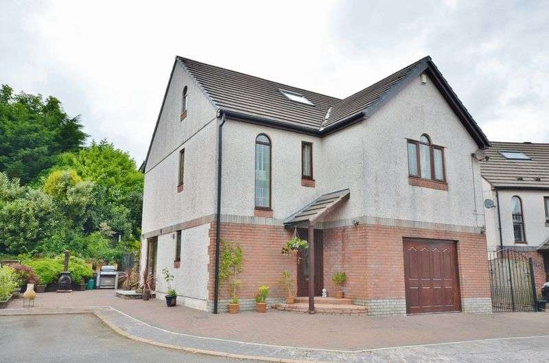 3 Bedrooms Detached House for sale in Millers Walk, Cleator