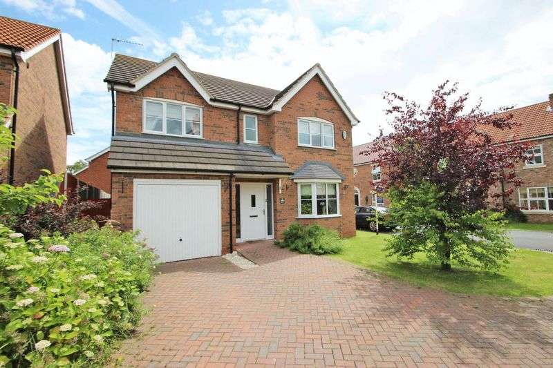 4 Bedrooms Detached House for sale in PASTURE LANE, SCARTHO TOP
