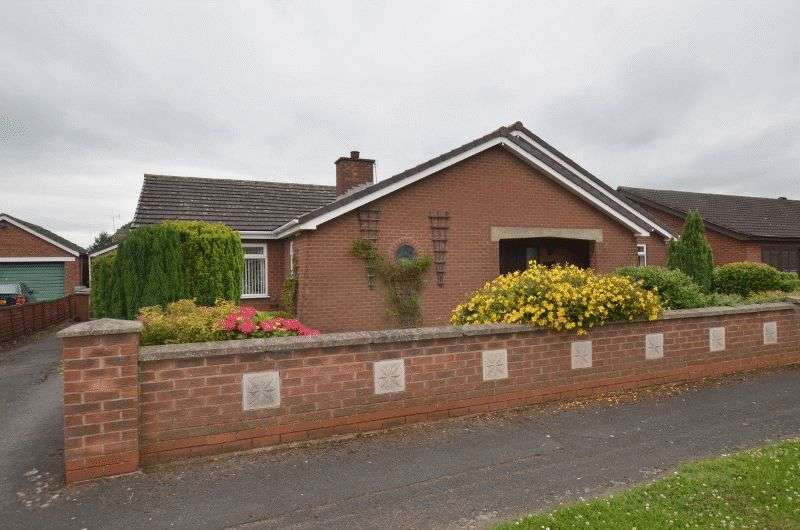 3 Bedrooms Detached Bungalow for sale in Tamarisk Way, Scunthorpe