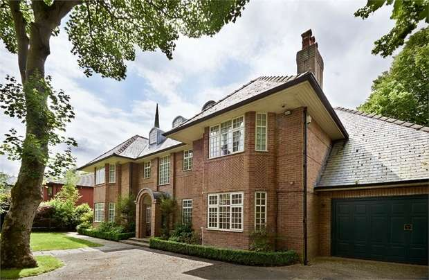 9 Bedrooms Detached House for sale in Upper Park Road, SALFORD, Greater Manchester