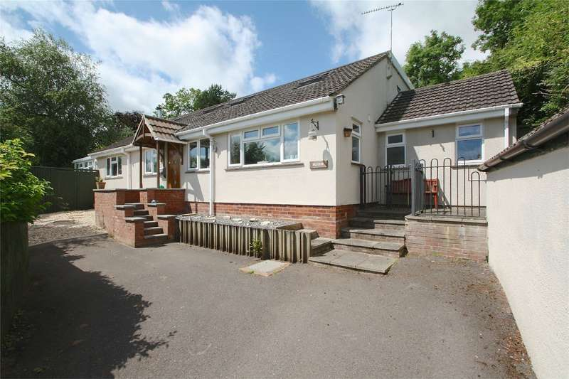 4 Bedrooms Detached House for sale in Kingston St Mary, TAUNTON, Somerset