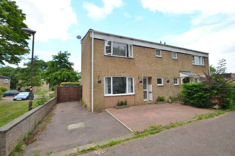 3 Bedrooms Semi Detached House for sale in Willie Court, Galley Hill