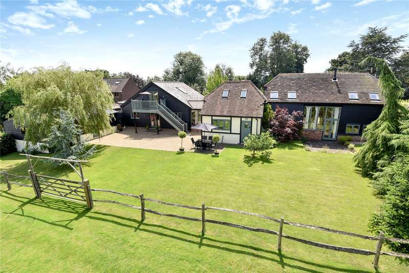 5 Bedrooms Detached House for sale in Church Road, Rotherfield