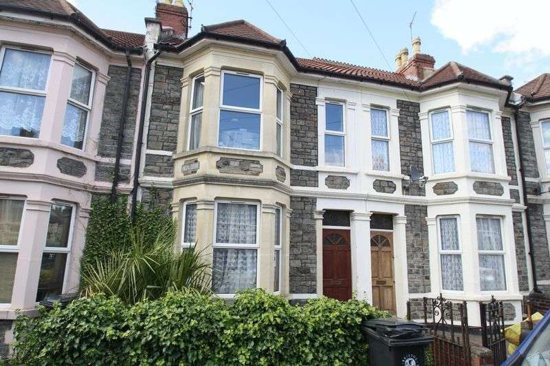 3 Bedrooms Terraced House for sale in Chelsea Park, Easton, Bristol, BS5