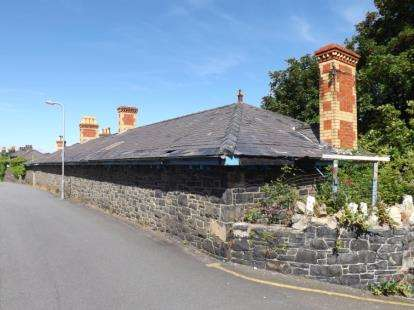 Land Commercial for sale in Brynmor Terrace, Penmaenmawr, Conwy, LL34