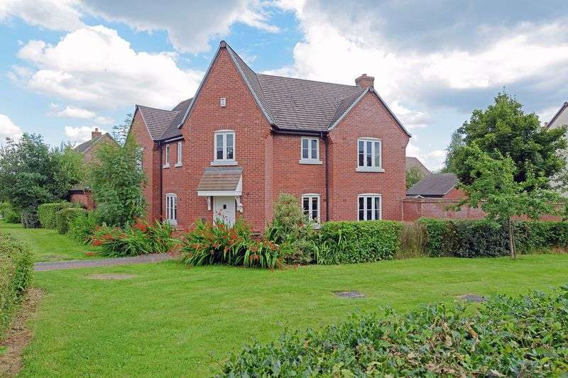 5 Bedrooms Detached House for sale in Stocking Park Road, Lightmoor VIllage, Telford, Shropshire